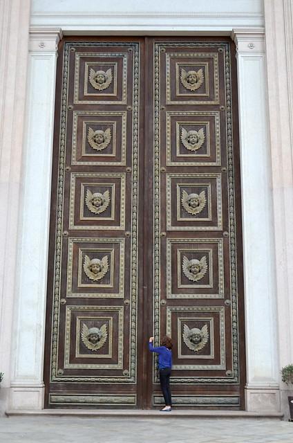 Door, Duomo Di Novara