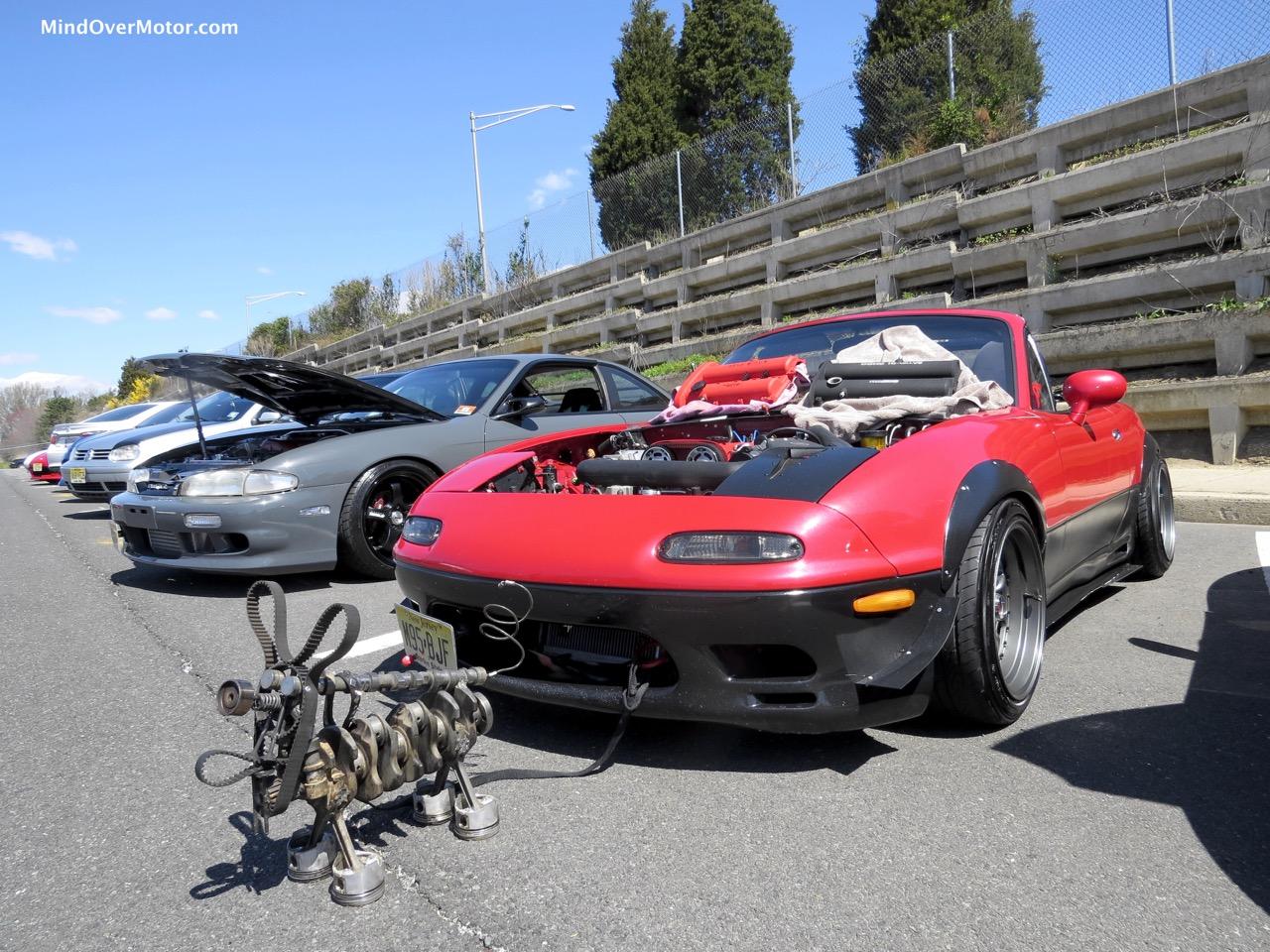 TFS Motorsports Miata Front