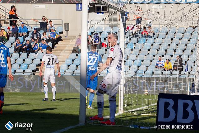 Getafe 2 - R.C.Deportivo 1