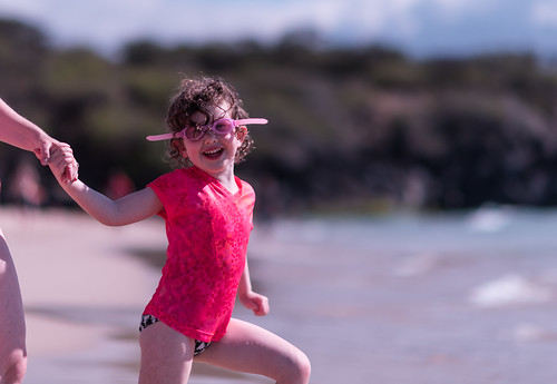 Fun at the Beach! by Geoff Livingston