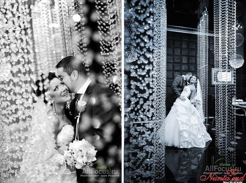 AllFocus Studio - Красиво, качественно, стильно! Свадьбы в Европе. > Свадьба в Молдове. Свадебная фотосессия в ресторане Фортус, в Кишиневе