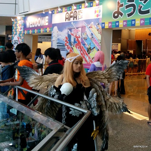Cosplayer XII