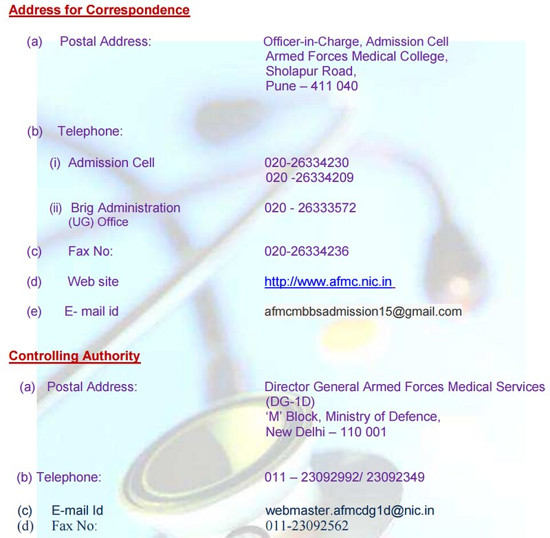 800 x 783 jpeg 171kb afmc mbbs 2015 admission   armed forces medical