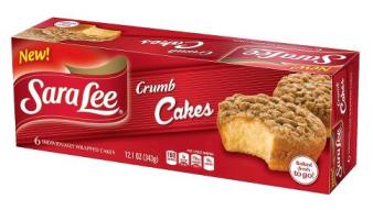 Sara Lee Snack Cakes - Target Cartwheel Offer