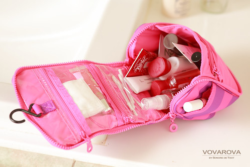 VOVAROVA 旅行盥洗包