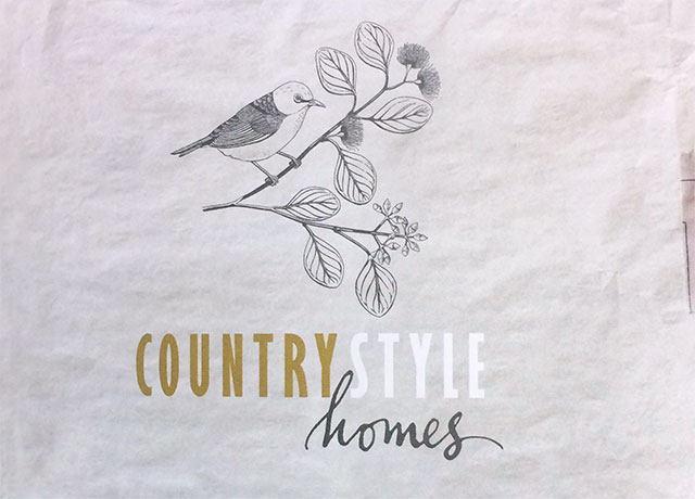 Country Style magazine book