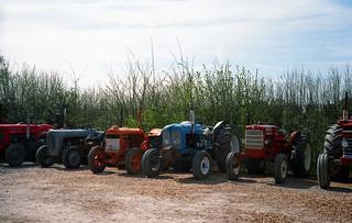 Tractors!