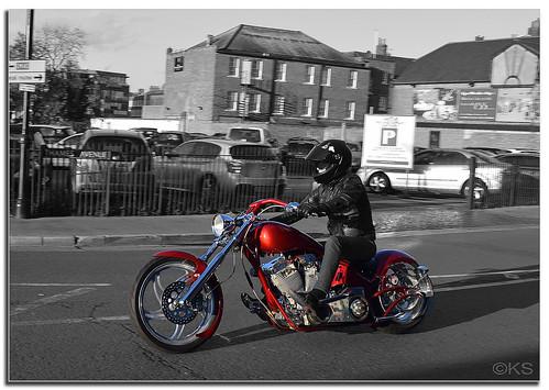 Harley Davidson Biker