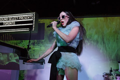 Allie X @ The Drake Underground 5/20/2015