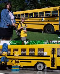 B-mans First Bus Ride 2007