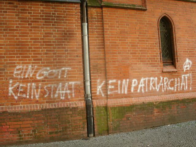 doofes Graffito