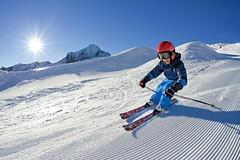 Děti na lyžích očima praxe (3) - bezpečnost nadevše