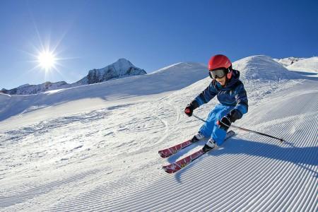 1bc34e433cb16 Deti na lyžiach (3) - bezpečnosť nadovšetko - Sjezdové lyžování ...