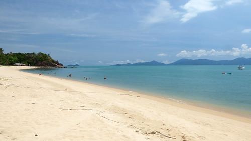 今日のサムイ島 5月21日 メナムビーチ