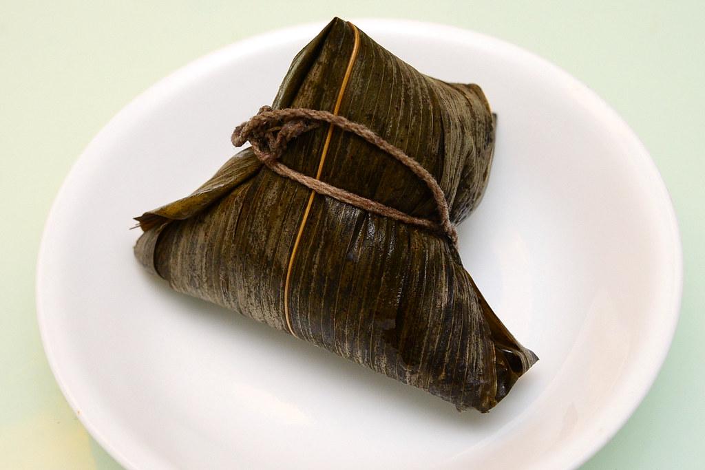 2015 花園大酒店 花園玉粽禮盒 - 羅漢五穀素粽
