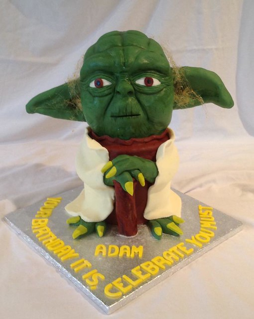 Starswars Themed Cake by Jacqui Page