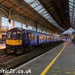 319371 waits to head back to Liverpool