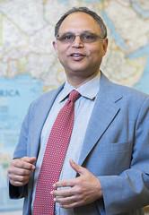 Senegal Mission Chief Ali Michael Mansoor