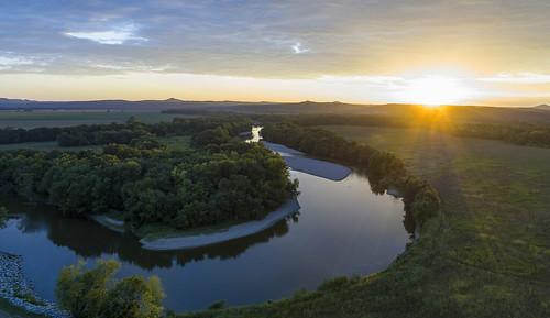 waverly ohio ohiofoothills rural sunset sunshine panorama inspire1pro drone ariel sun sunrays hdr