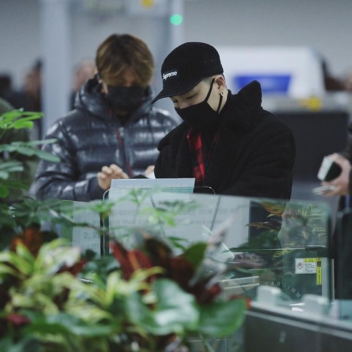 Big Bang - Gimpo Airport - 31dec2015 - illee.hn - 02