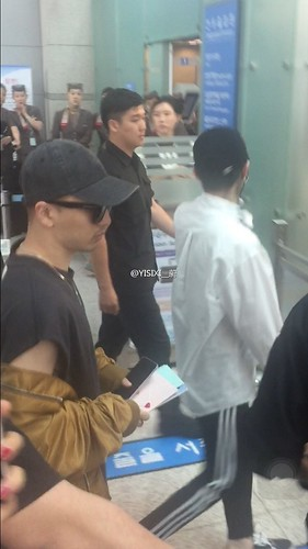 Big Bang - Incheon Airport - 24jun2016 - YISIXI - 15