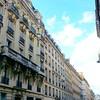 Half sky,  half Haussman.  #PARIS #architecture #parisjetaime #topparisphoto #hello_paris #loves_france #loves_paris #parisweloveyou #seulementparis #super_paris #seemyparis #onlyinparis