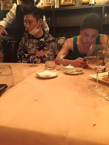 Big Bang - Singapore - Italian Restaurant - 18jul2015 - on.cc - 04