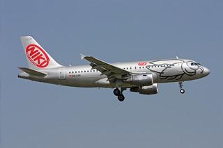 Niki  Airbus A319-112 OE-LEK