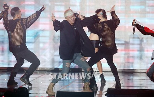 Big Bang - The 5th Gaon Char K-Pop Awards - 17feb2016 - Starnews - 16
