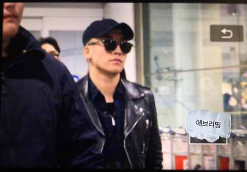 Big Bang - Incheon Airport - 27mar2016 - XXXZIFORJY - 03