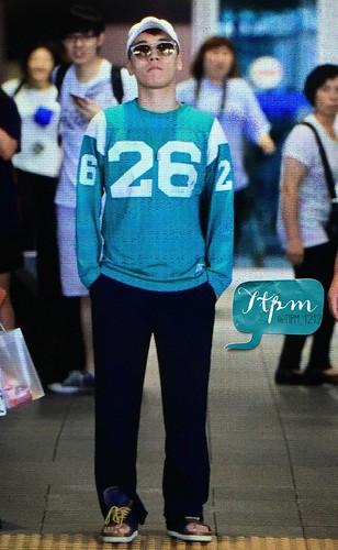 BIGBANG arrival Seoul ICN from Chengdu 2016-07-04 (27)