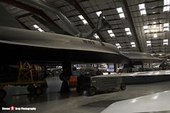 61-7951 - 2002 - USAF - Lockheed SR-71A Blackbird - Pima Air and Space Museum, Tucson, Arizona - 141226 - Steven Gray - IMG_9090