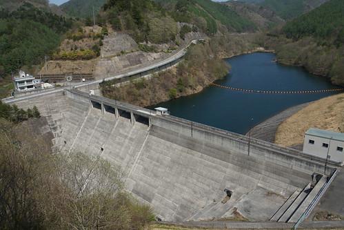 古谷ダム(長野)