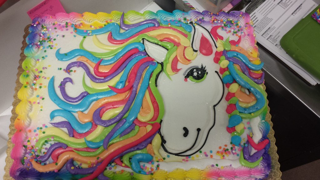 How To Make A Pony Cake Template