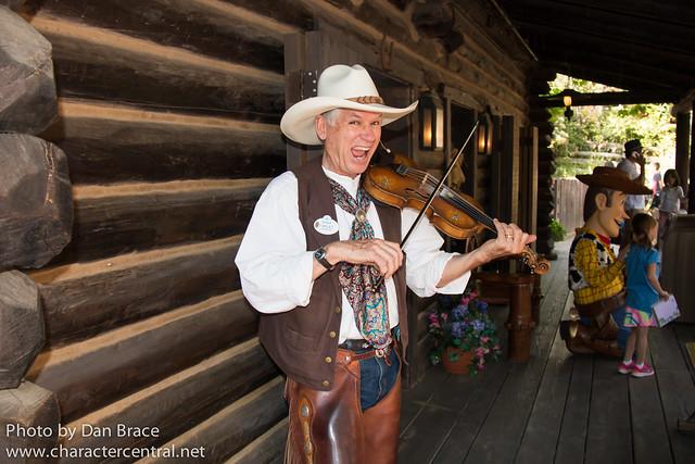 Farley the Fiddler