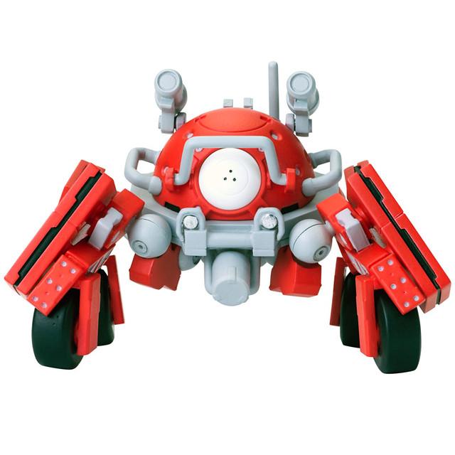 《攻殼機動隊 ARISE》兵站輸送用支援車輛ロジコマ