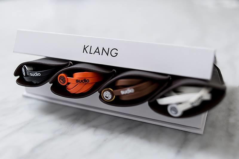 Klang in four colours