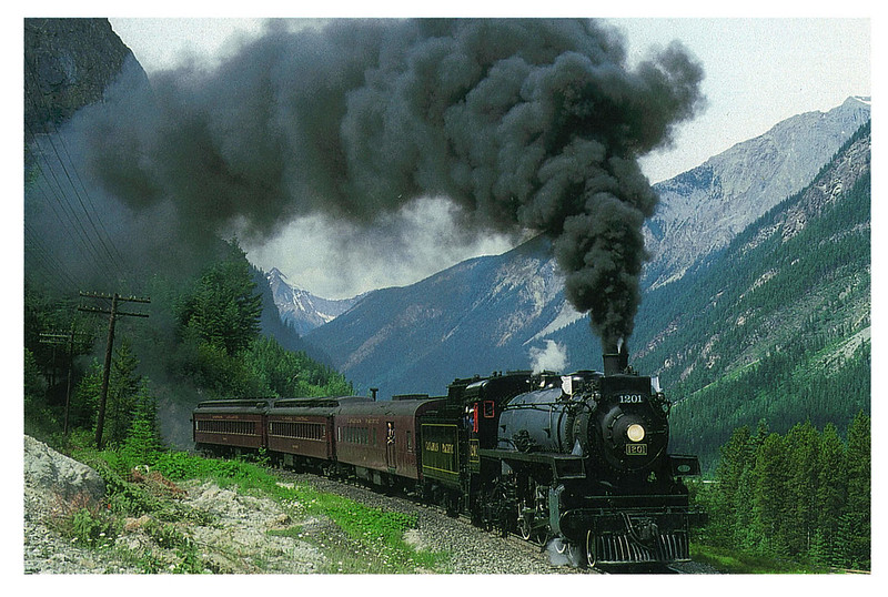 Canada - Canadian Pacific Railway 2