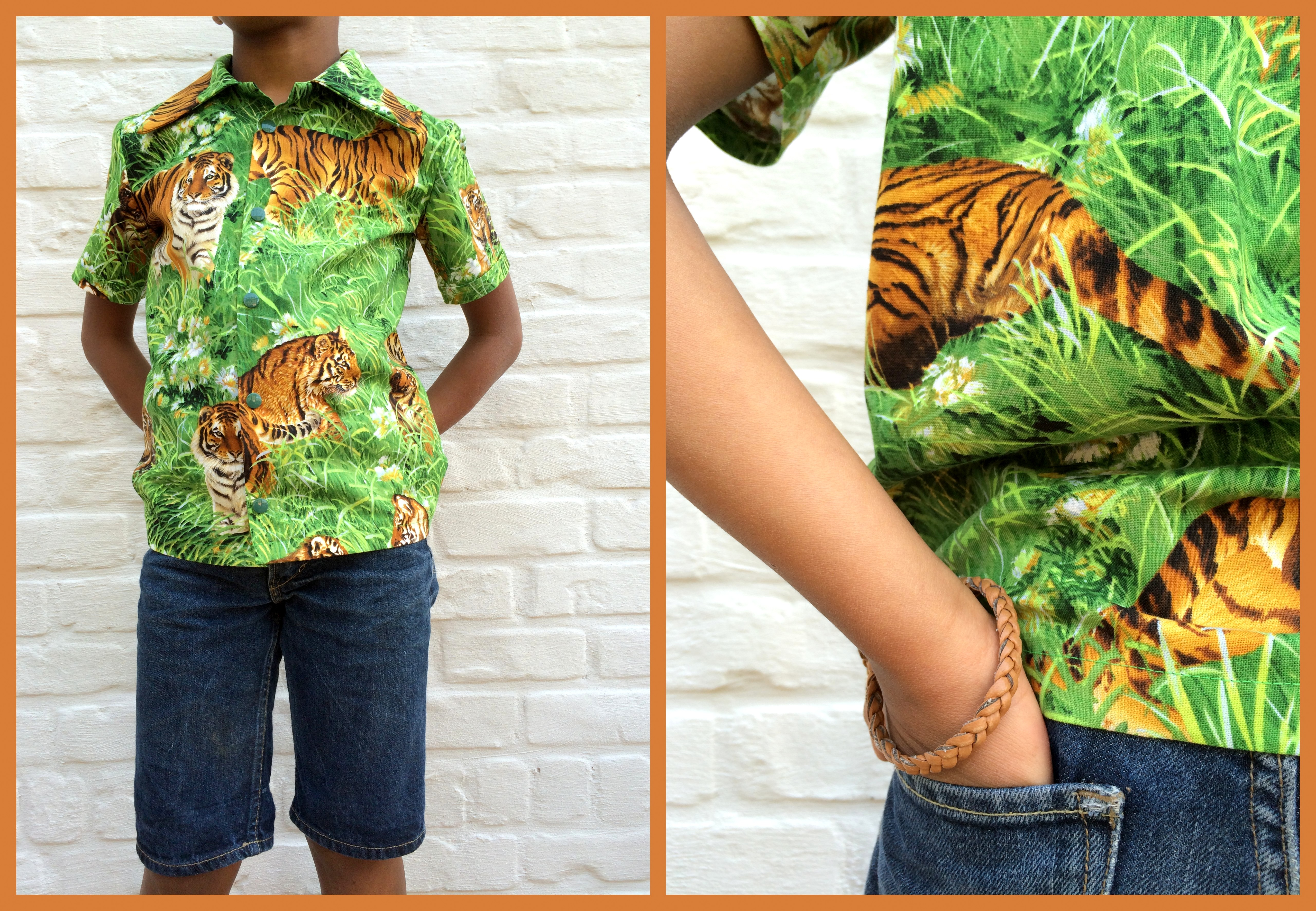 tiger shirt (collage3)