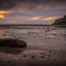 Sunrise at Kingsgate Castle by James Waghorn