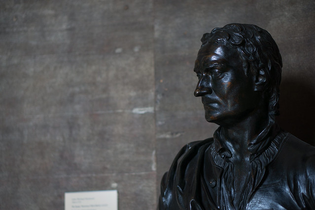 Fitzwilliam Museum - Sir Isaac Newton