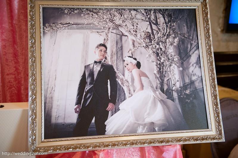 台中婚攝@台中新天地崇德店_154立群&儀婷 訂結婚喜宴
