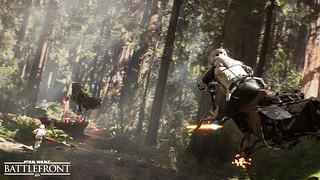 Трейлер и скриншоты Star Wars Battlefront