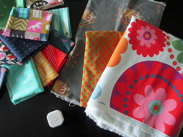 Playful picnic blanket