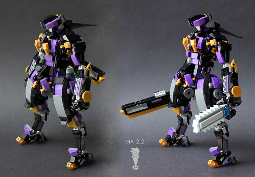 "DIA 2.2 ""Blademaster"""