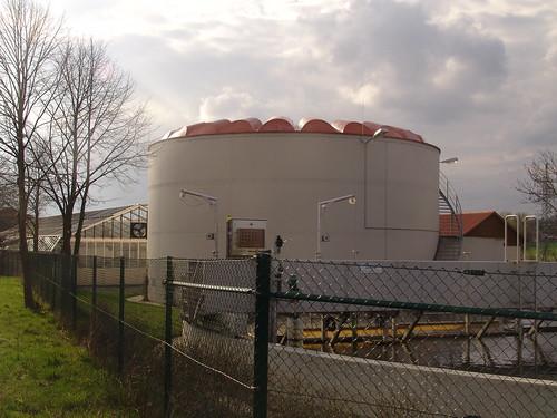 Kläranlage; Infoartikel zu #holzvonhier-Energie