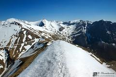 Pizzo Tre Vescovi e monte Rotondo (Monti Sibillini)