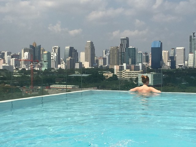 Piscine - Sofitel So Bangkok