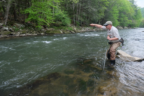 fly fishing pa