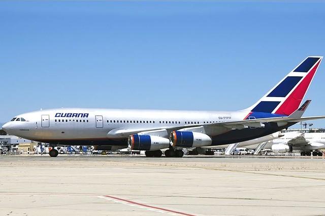 A Cubana-nál kelt új életre az ex-Aeroflot Il-96-os